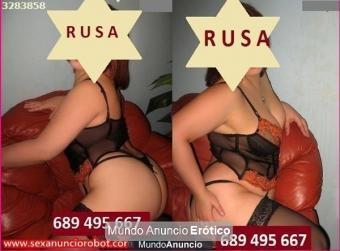 Fotos de RUSA CARIÑOSA ME LO TRAGO HASTA ULTIMA GOTA.BESO CON LENGUA.69.MASAJE EROT