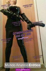 Fotos de BDSM EN GENERAL,STRAPON,FISTING,FETICHISMO,MISTRESS LAURA,TU AMA EN ELCHE