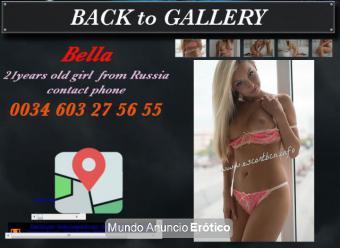 Fotos de ______ ROMPEMOS El HIELO ____ turista rusa BELLA solo 2 sema ahora en  en Barcel